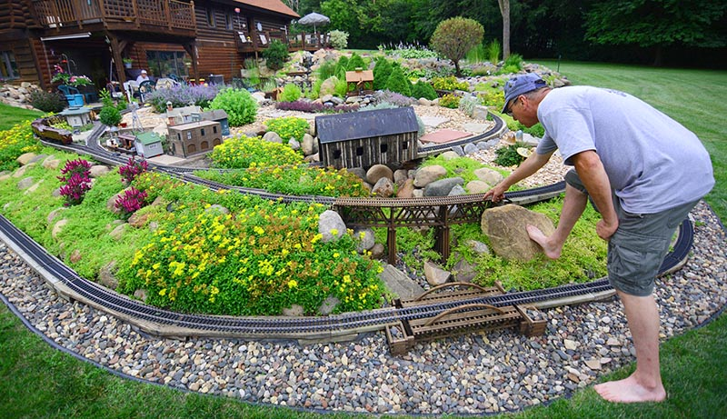 Introduction to Garden Railways