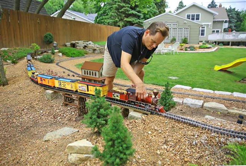 White River Productions Introduces Garden Train Annual