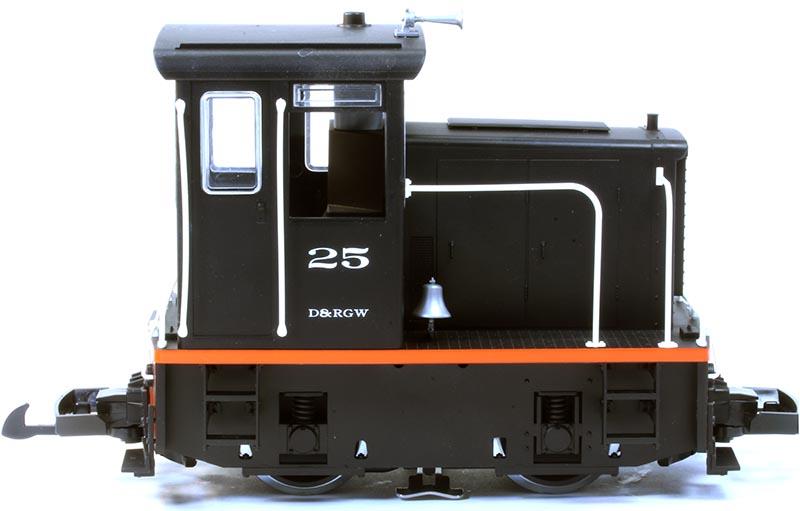 GE 25 Ton Diesel Switcher