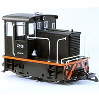 General Electric 25 Ton Diesel Switcher by Piko in G Scale