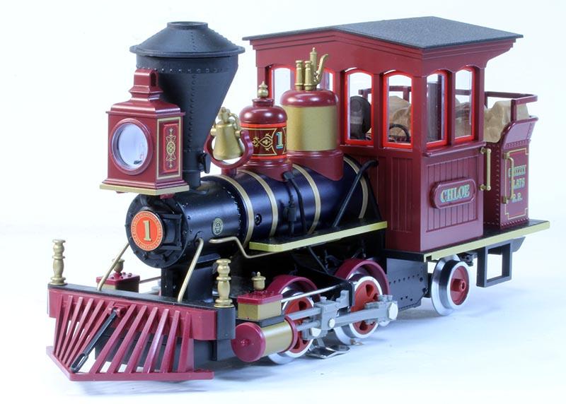 """Marklin LGB Large Scale """"Chloe"""" Engine"""